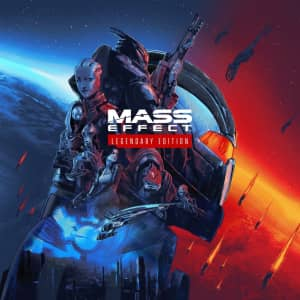 Mass Effect Legendary Edition for PC: $39.99