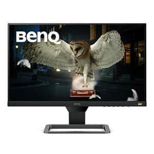 BenQ EW2480 24-inch 1080p Eye-Care IPS LED Monitor 75Hz, HDRi, HDMI, Speakers, Black for $150
