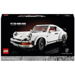 LEGO Creator Expert Porsche 911 Collectible Model for $120