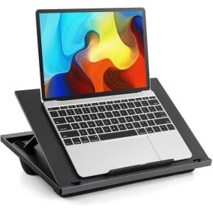 Loryergo Adjustable Laptop Stand for $12
