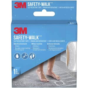 3M Safety-Walk Tub and Shower Tread for $11