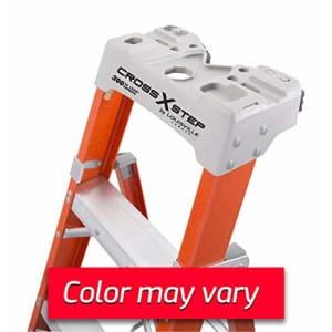 Louisville Ladder FXS1506, 6-feet, Orange for $260