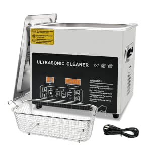 Ansxiy 3L Ultrasonic Cleaner for $149