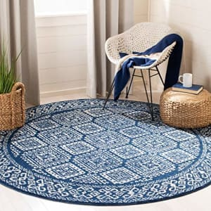 Safavieh Tulum Collection TUL264N Moroccan Boho Distressed Non-Shedding Stain Resistant Living Room for $44