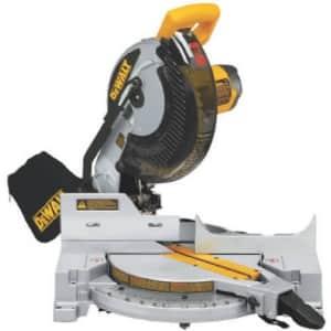 DEWALT 10-Inch Compound Miter Saw (DW713) for $427