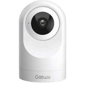 Goowls 1080p HD Wireless IP Security Camera for $30