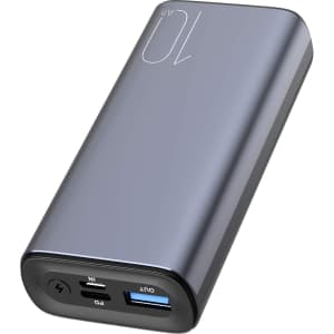 Tozo 10,000mAh Portable Charger for $23