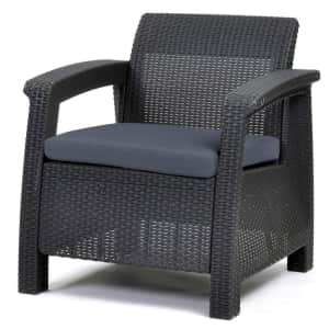 Havenside Home Quintana All-Weather Patio Armchair for $104