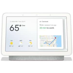 """Google Home Hub 7"""" Smart Display for $49"""