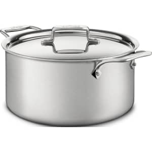 All-Clad Brushed Stainless 8-Quart Stock Pot for $170