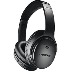 Bose QuietComfort 35 Series II Noise Cancelling Bluetooth Wireless Headphones for $249