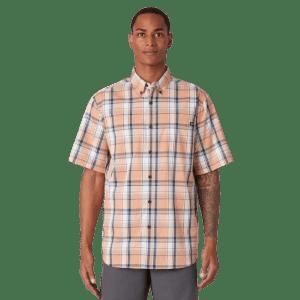 Dickies Men's FLEX Woven Shirt for $14