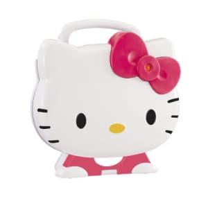 Hello Kitty Sandwich Maker for $40