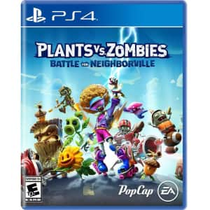 Plants vs. Zombies: Battle for Neighborville for PS4: free w/ EA Play Subscription