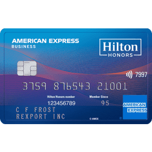 The Hilton Honors American Express Business Card: Earn 130,000 Bonus Points