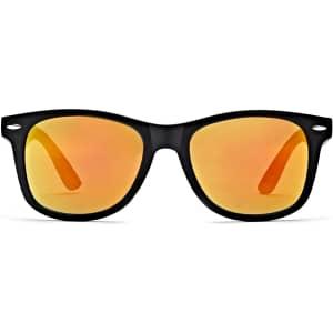 Bellivera Women's Vintage Sunglasses for $3
