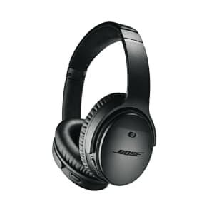 Bose QuietComfort 35 Series II Noise Cancelling Bluetooth Wireless Headphones for $349