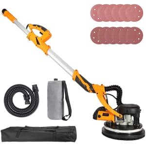 Co-Z Drywall Sander with Vacuum Attachment for $120