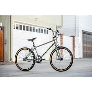 Schwinn Predator Team 24 Freestyle BMX Cruiser Bike, Throwback 1983 Design, Single-Speed for $915
