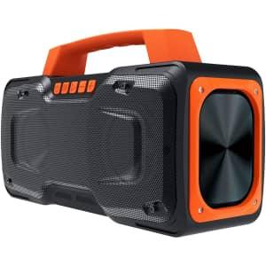 Bugani Portable Bluetooth Speaker for $40