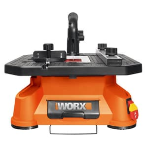 Worx BladeRunner X2 Portable Tabletop Saw for $112