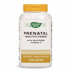 Nature's Way Prenatal Multi-Vitamin, 180 Capsules for $22