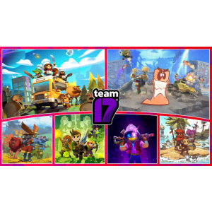 Nintendo Team 17 Sale: Up to 90% off games + DLC