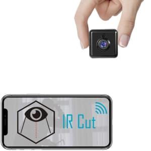 Arebi Mini WiFi Spy Camera for $50