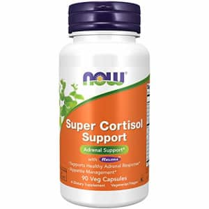 Now Foods NOW Supplements, Super Cortisol Support (Combines Vitamin C, Pantothenic Acid, and Chromium for $22