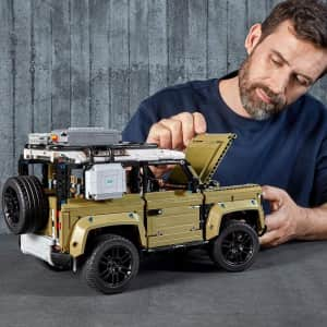 LEGO Technic Land Rover Defender for $160