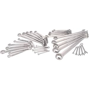 Craftsman SAE/Metric 32-Piece Wrench Set for $80