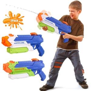 Beewarm Water Guns for $10
