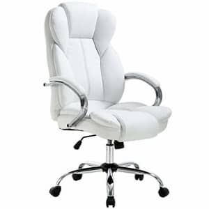 BestOffice Ergonomic Office Chair Desk Chair PU Leather Computer Chair Executive Adjustable High Back PU for $140