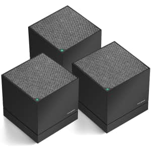 Rockspace Tri-Band Whole Home Mesh WiFi System for $250