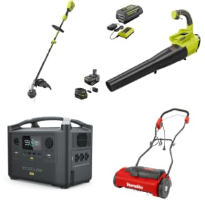 Garden Power Tools at Home Depot: Up to $150 off