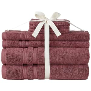 Sonoma Goods for Life Ultimate Towel w/ Hygro Technology 6-Pack for $17