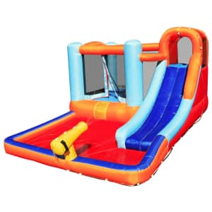 Hoovy Inflatable Bounce House w/ Blower for $265