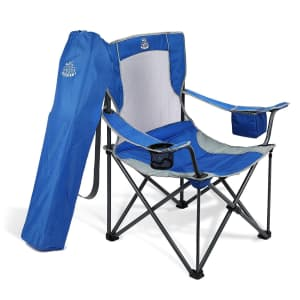 Deerfamy Oversized Camping Chair for $35