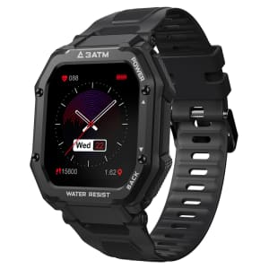 Kospet Rock Smart Watch for $30