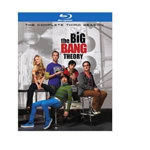 Warner Brothers The Big Bang Theory: Season 3 [Blu-ray] for $24