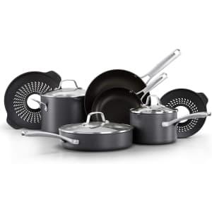 Calphalon Classic 10-Piece Nonstick Pots and Pans Set for $240