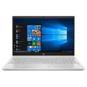 """2020 HP Pavilion 15.6"""" FHD 1080p Non-Touchscreen Laptop PC, 10th Gen Intel Core i5-1035G1 Quad-Core for $596"""