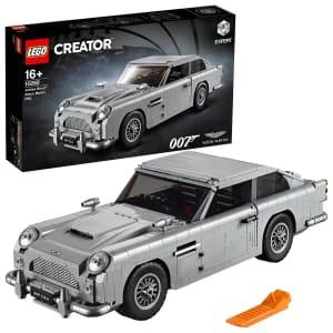 LEGO Creator James Bond Aston Martin DB5 for $135