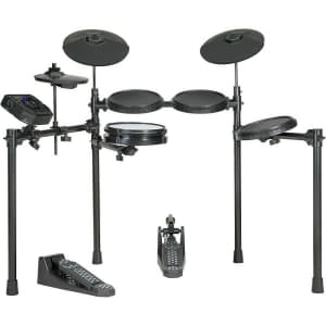 Simmons Electronic Drum Kit w/ Mesh Snare for $210