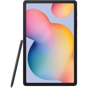 """Refurbished Samsung Galaxy Tab S6 Lite 64GB 10.4"""" Android Tablet for $320"""
