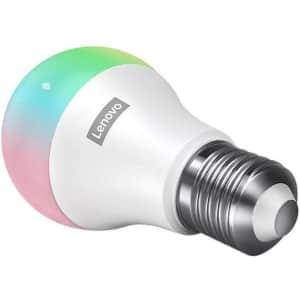 Lenovo Gen 2 Color-Changing Smartbulb for $9