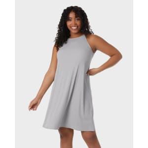 32 Degrees Women's Soft Rib Swing Dress for $9
