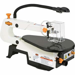 Shop Fox W1713 16-Inch Variable Speed Scroll Saw for $171