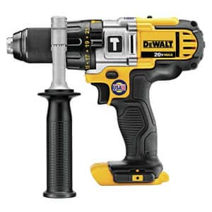 """DeWalt 20-volt Max Lithium-Ion 1/2"""" Hammer Drill/Drill Driver (Tool Only) for $171"""