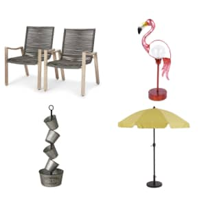 Big Lots Patio Clearance Event: 25% off